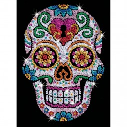 Craft teen sugar skull