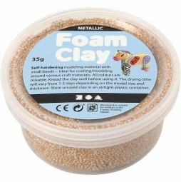 foam clay goud 35 gr.