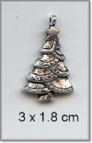 Charms kerstboom 115